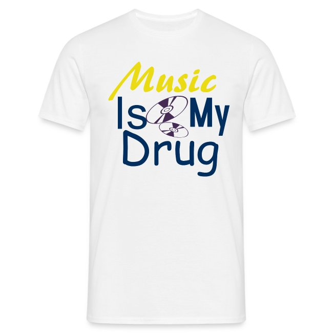 Music is my drug DIZ