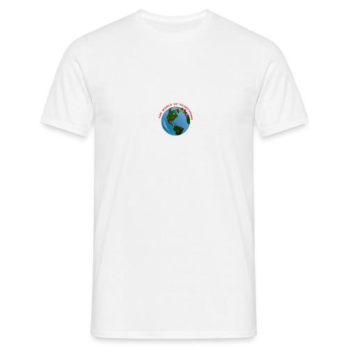 The World Of Scootering - Männer T-Shirt