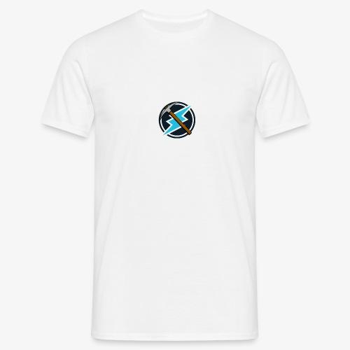 Electroneum - Basic - T-shirt Homme