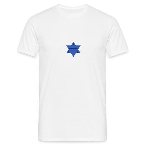 DAS first logo - Herre-T-shirt