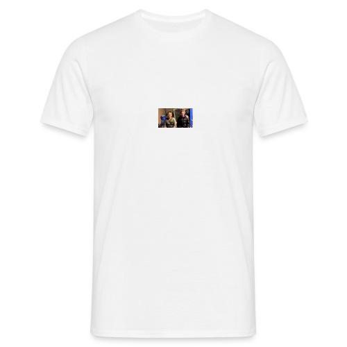 hoesje mobiel - Mannen T-shirt