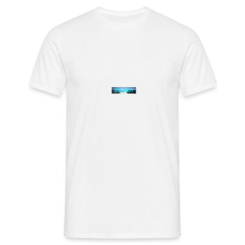 SpillCraft Logo - T-skjorte for menn