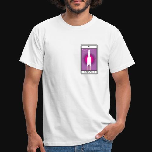 Ariane 5 By Itartwork - Men's T-Shirt