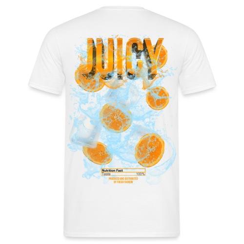 Juicy Orange Tee - Männer T-Shirt