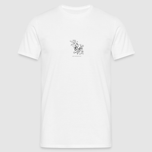 A8 png - Men's T-Shirt