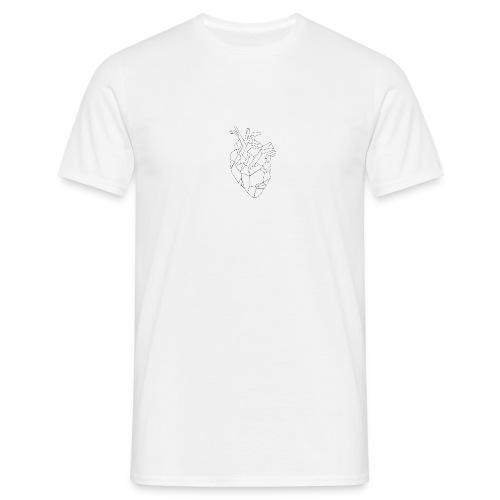 FNS - Coque Coeur - T-shirt Homme