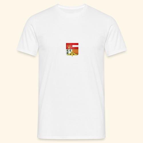 Blason ville de Liege - T-shirt Homme
