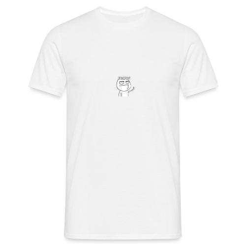 Fuck You - Herre-T-shirt