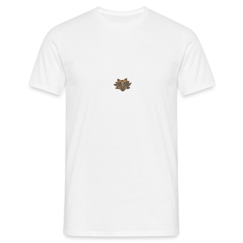 lotus - Mannen T-shirt