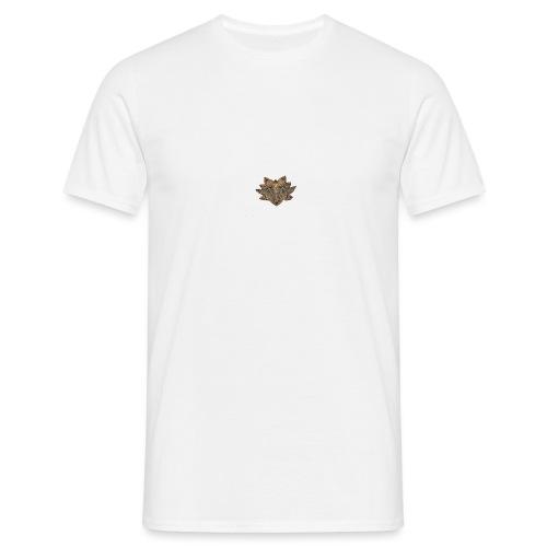 lotus - Mannen T-shirt