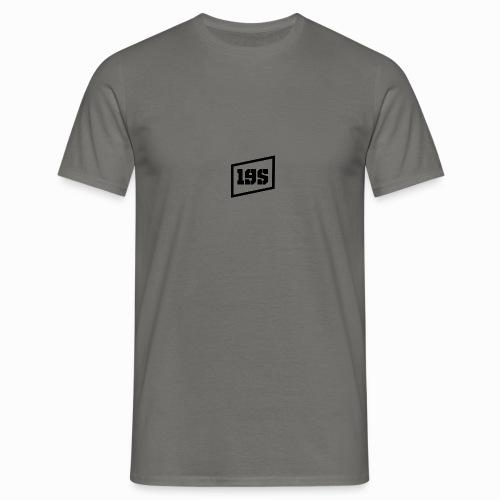 19series Logo - Männer T-Shirt