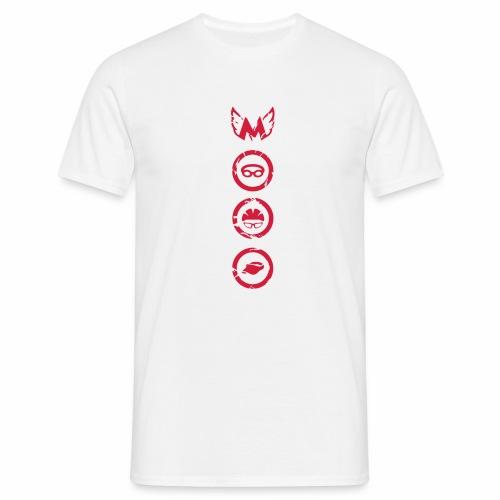 Mosso_run_swim_cycle - Maglietta da uomo