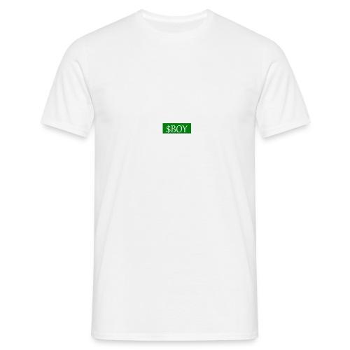 sboy logo - T-shirt Homme