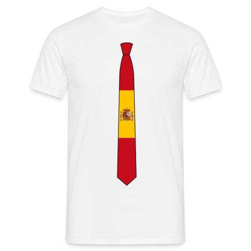 EM Shirt Damen Spanien - Männer T-Shirt