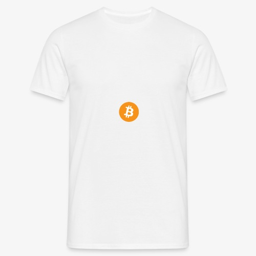 Bitcoin Themed Clothes - T-shirt Homme