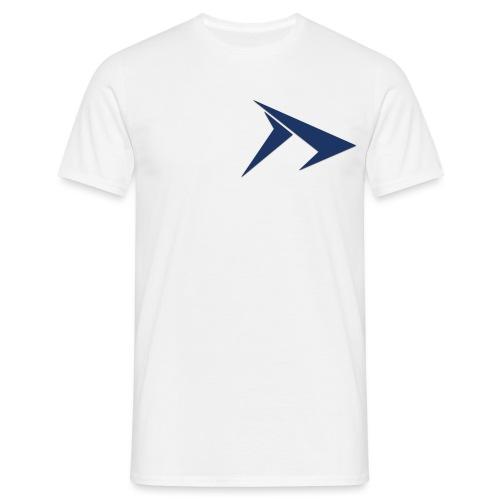 BlueLogo - Men's T-Shirt