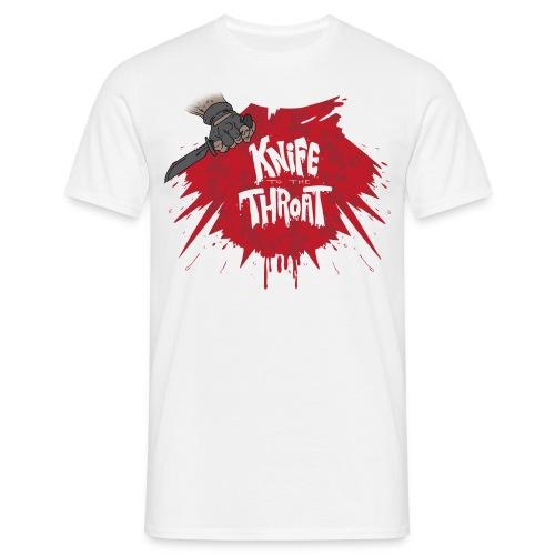 knifesmall2 - Men's T-Shirt