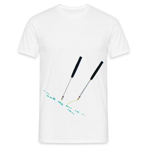 T shirt 2016 avant diabolo png - T-shirt Homme