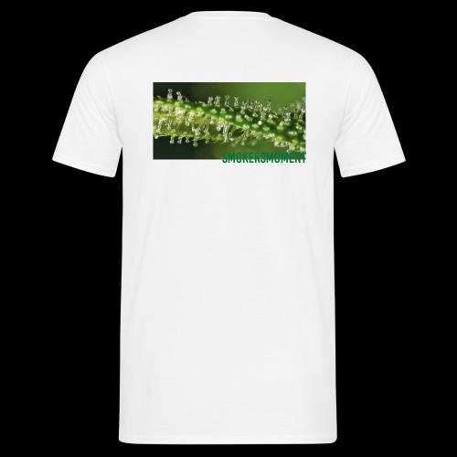 smokersmoment5 - T-shirt herr