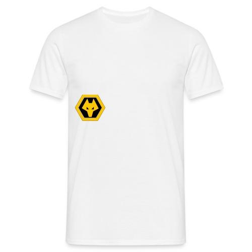 wolveslogo1 - Men's T-Shirt