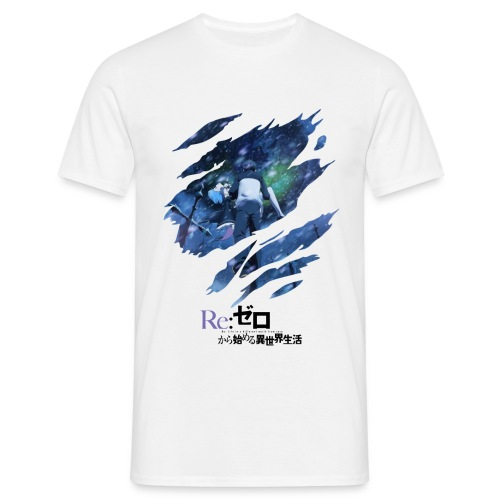 Re:Zero scatches - T-shirt Homme