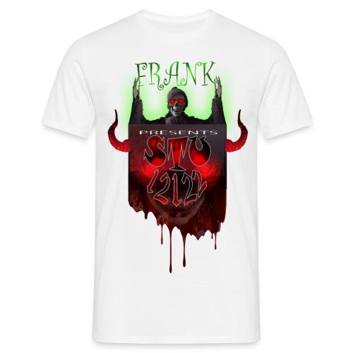STU-Shirt-frank_4_cropped - Men's T-Shirt