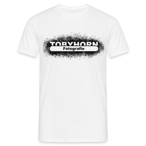 TobyHorn Fotografie - schwarz - Männer T-Shirt