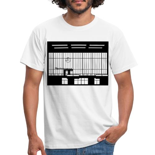 Abfertigungshalle THF - Männer T-Shirt