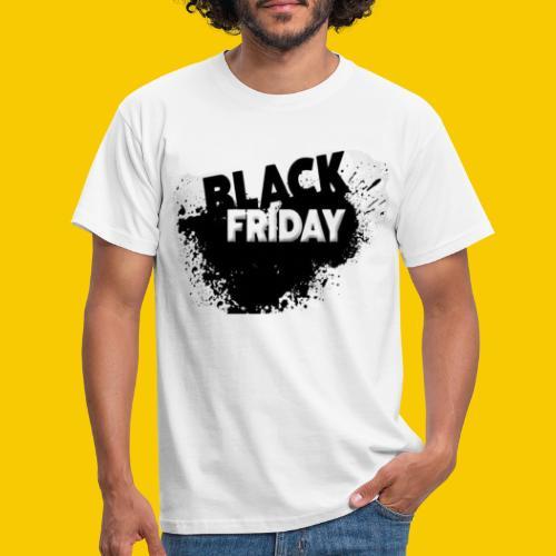black friday - T-shirt Homme