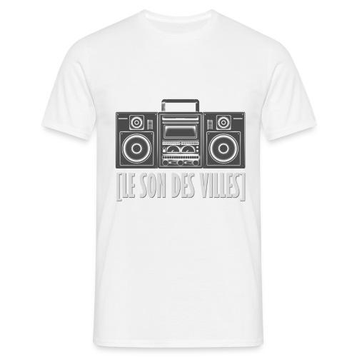Ghetto blaster by LSDV - T-shirt Homme