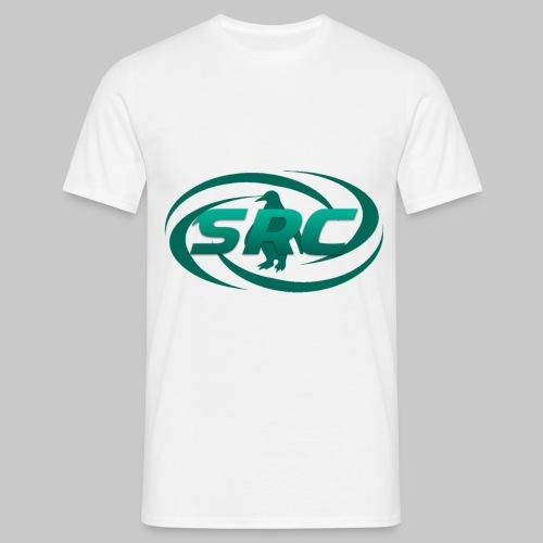 SRC Logo - Men's T-Shirt