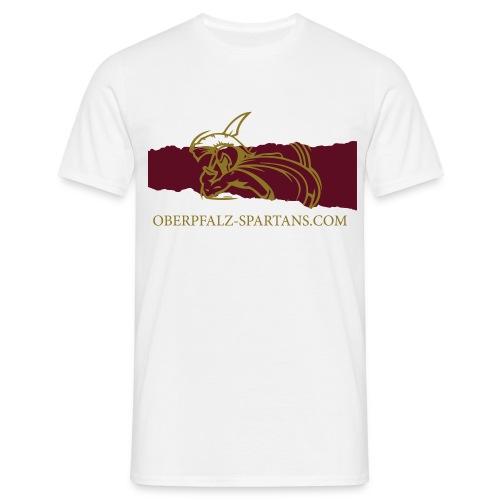 SPARTANER RAW - Männer T-Shirt