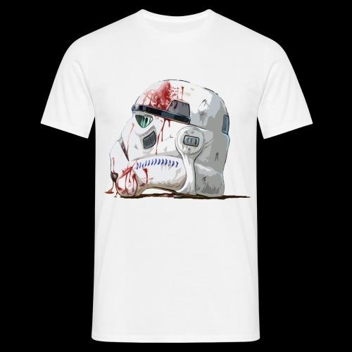 Fallen Stormtrooper - Men's T-Shirt