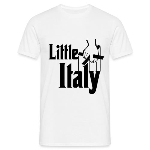 littleitaly png - T-shirt Homme