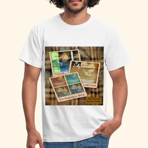 The Acoustic Walk by M & The Congregation - Männer T-Shirt