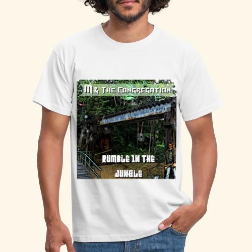 Rumble in The Jungle by M The Congregation - Männer T-Shirt