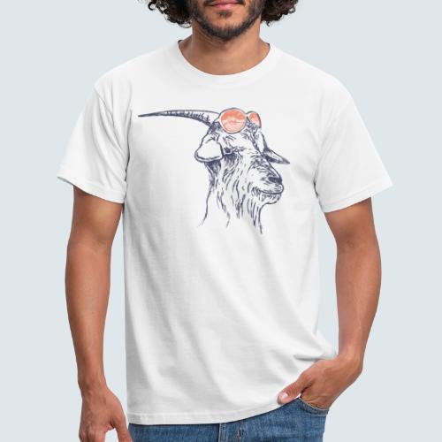 Ziege - Männer T-Shirt