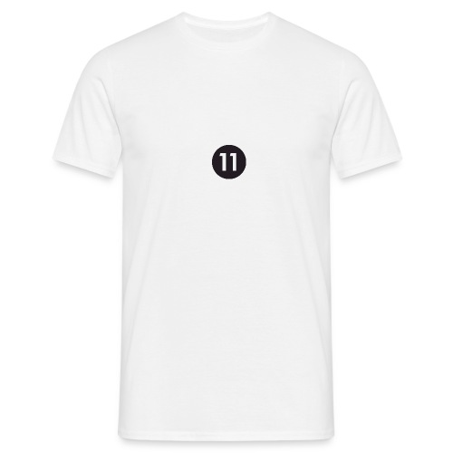 11 ball - Men's T-Shirt