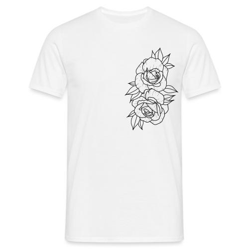 Wild roses - Men's T-Shirt