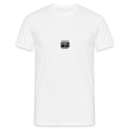 Trump Tee - Men's T-Shirt