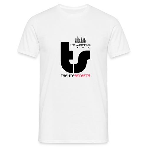 TMX 4 black png - Men's T-Shirt