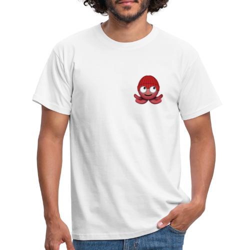 Octopus Basic - Mannen T-shirt