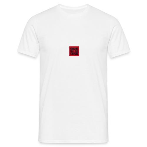 Bluza Męska motyw sekty - Koszulka męska