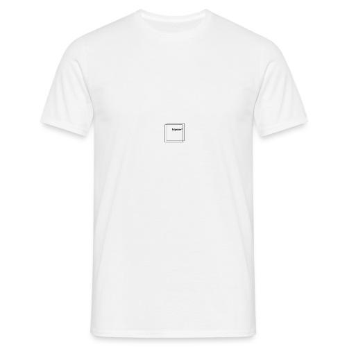 Small logo - Männer T-Shirt