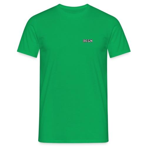 DEGN-DESIGN - Herre-T-shirt