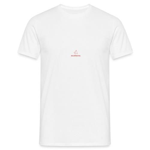 esc_logo - Maglietta da uomo