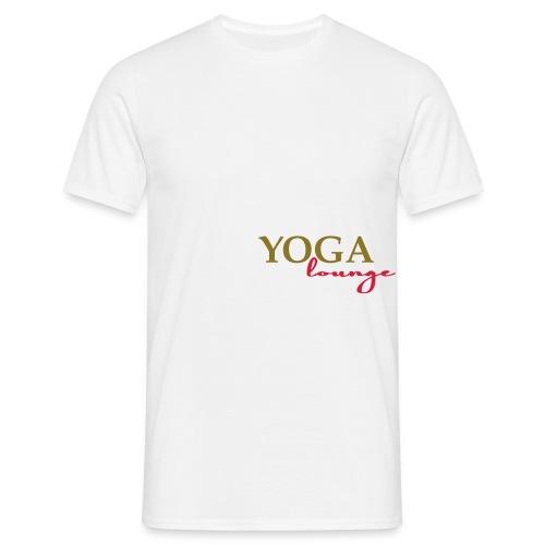 logotshirtklein2 - Männer T-Shirt