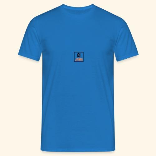 Janni Original Streetwear Collection - Herre-T-shirt