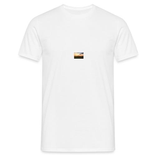 Sonnenuntergang - Männer T-Shirt
