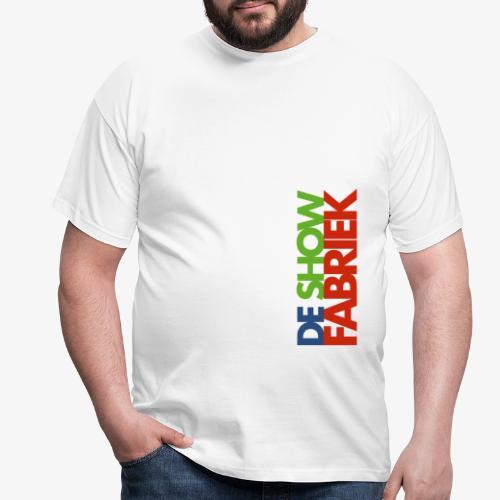 De Showfabriek - Mannen T-shirt